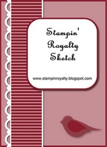 Stamping Royalty Challenge #56