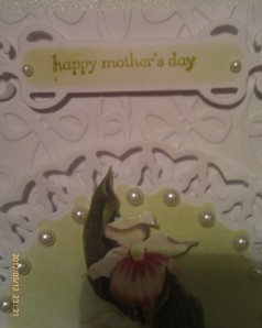 Mother's Day 2012 Card