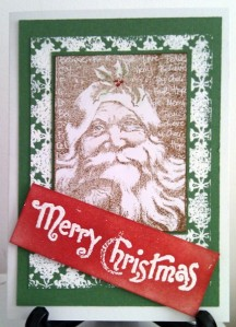 Darkroom Door Christmas