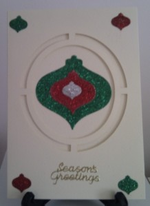 2011 Heirloom Ornaments