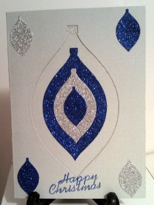 Spellbinders 2012 Heirloom Ornaments