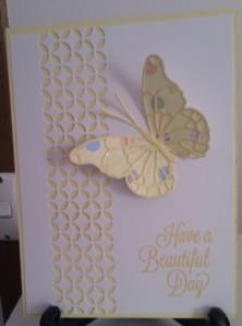 Vivienne Butterfly Darla Butterfly Piestra Tile