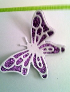 Elizabeth Craft Small Butterfly