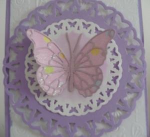 Memory Box Vivienne Butterfly Darla Butterfly