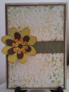 Elizabeth Craft Flower Set Three