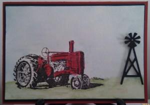 Kaszazz Tractor