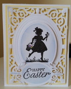 Stampin Up Easter Blossoms