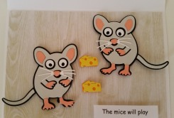 Elizabeth Craft Jolly the Mouse