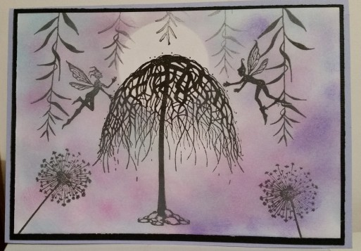 Lavinia Wishing Tree, Small Pixies, Fairy Dandelions, Willow