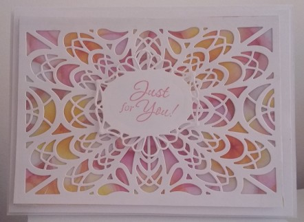 Sue Wilson: French Collection - Background, Corner Border & Tag